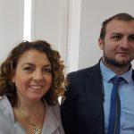 Avv. Siciliano con Dott. Forciniti (Napoli Città Intelligente)