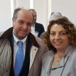 Avv. Siciliano con Dott. Cracco (Presidente C.T.P.)
