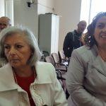 Avv. Siciliano con la Sig. Liliana Fossaceca